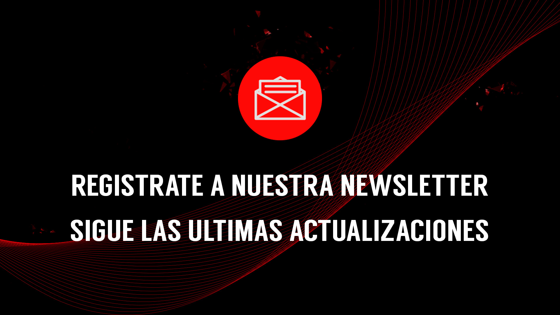Registrate a nuestra newsletter Pro5 controller for PS4 - Playstation 4