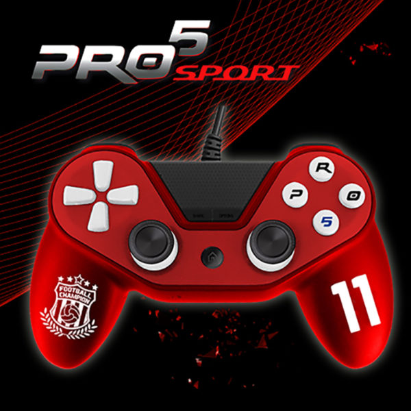 Pro5 Sport Red