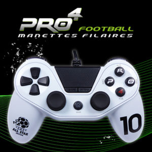 Pro4 football blanche