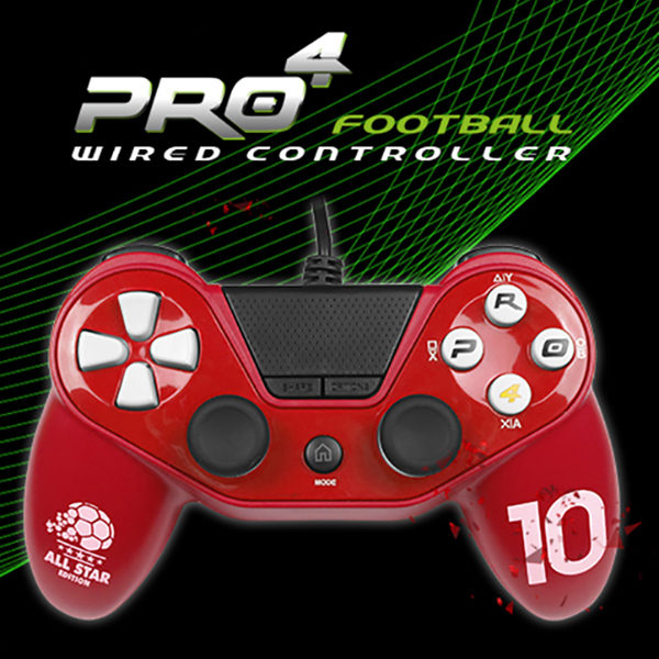 Pro4 Soccer Red